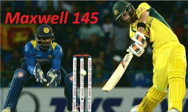 Australia Vs Sri Lanka 1st T20  Maxwell 145  6 September 2016 hd Australia Vs Sri Lanka 1st T20 -Maxwell 145- 6 September 2016 hd Maxwell 145 Vs Sri lanka Australia set a new record 263 runs in t20 highest score in t20 by Australia vs Sri Lanka 1st T20 2016   KEYWORD ...................................................................................... Australia Vs Sri Lanka 1st T20 Match maxwell highest in t20 maxwell record mawell 150 vs sri lanka aus vs sri 2016 aus vs sri t20 2016…