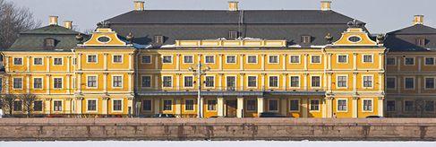 Hermitage, st. Petersburg (Menshikov's pallace)