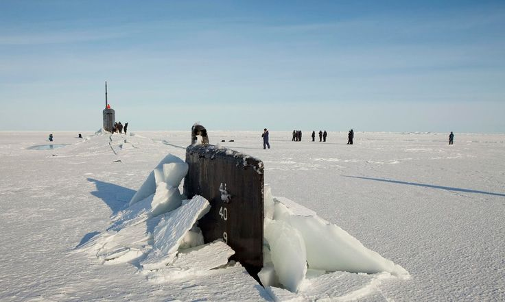 Climate Central: Study combining disparate data for first time finds sea ice thickness down 65% since 1975 because of global warming