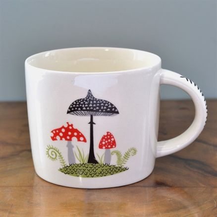 Out Of Stock! (usually £13.99) Adorable Hannah Turner #Toadstool #mug.