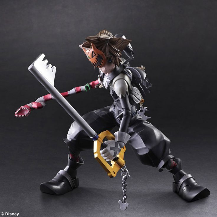 25 Best Kingdom Hearts: Figures Images On Pinterest