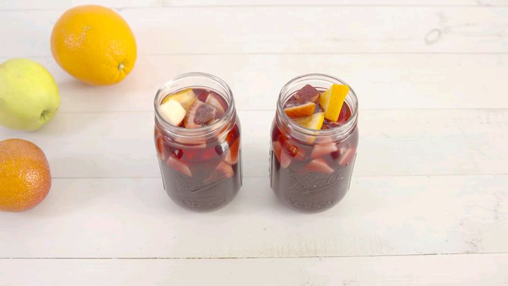 Fireball adds just the right amount of kick to traditional sangria!