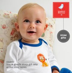 Gorgeous baby boy and baby girl gift sets available for Christmas!!