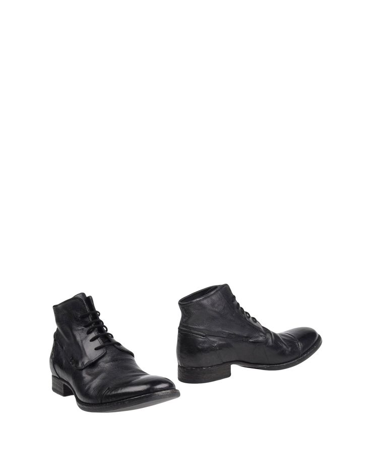 Open Closed Shoes Boots - Men Open Closed Shoes Boots online on YOOX United States - 11269135QI