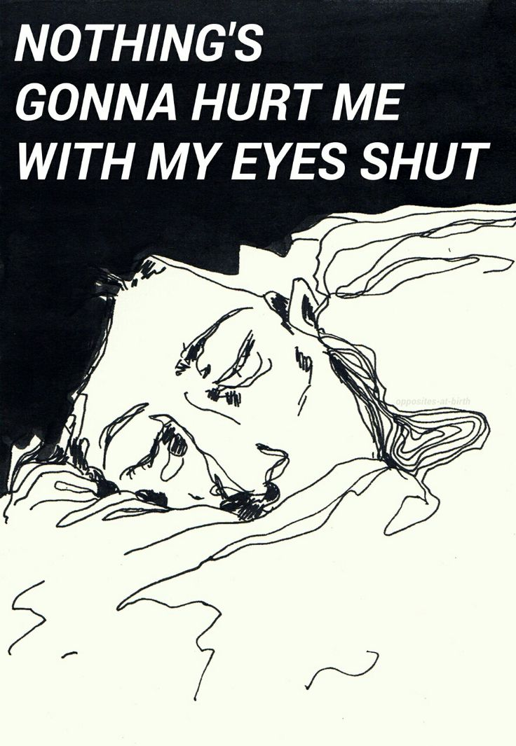 """""""I sleep a lot,"""" she murmured, inspecting her hands intently, """"it's easier that way."""""""