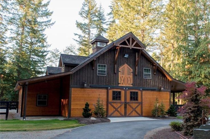 You Can Turn Your Property Into A Barn Home Getaway With These Kits Barn Style House Barn House Kits Barn House Plans