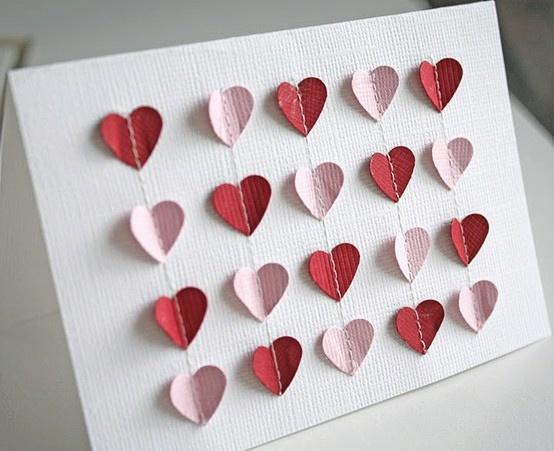 25 best ideas about Diy valentines cards – Valentines Card Ideas