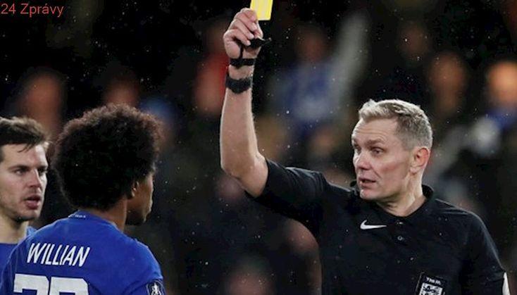 Chelsea se zlobí na video: Žlutá místo penalty. Měli ji ohlásit, zuřil Conte