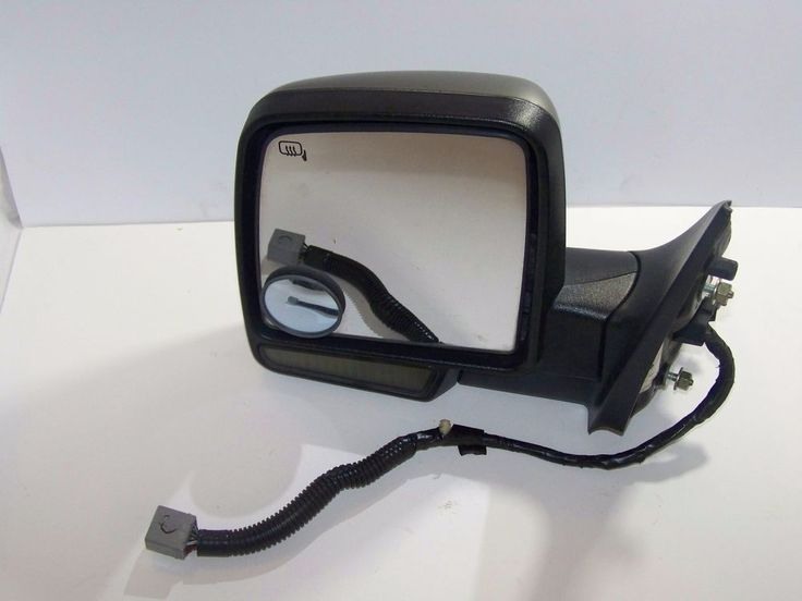 03-05 Lincoln Aviator Side View Mirror LH #Lincoln