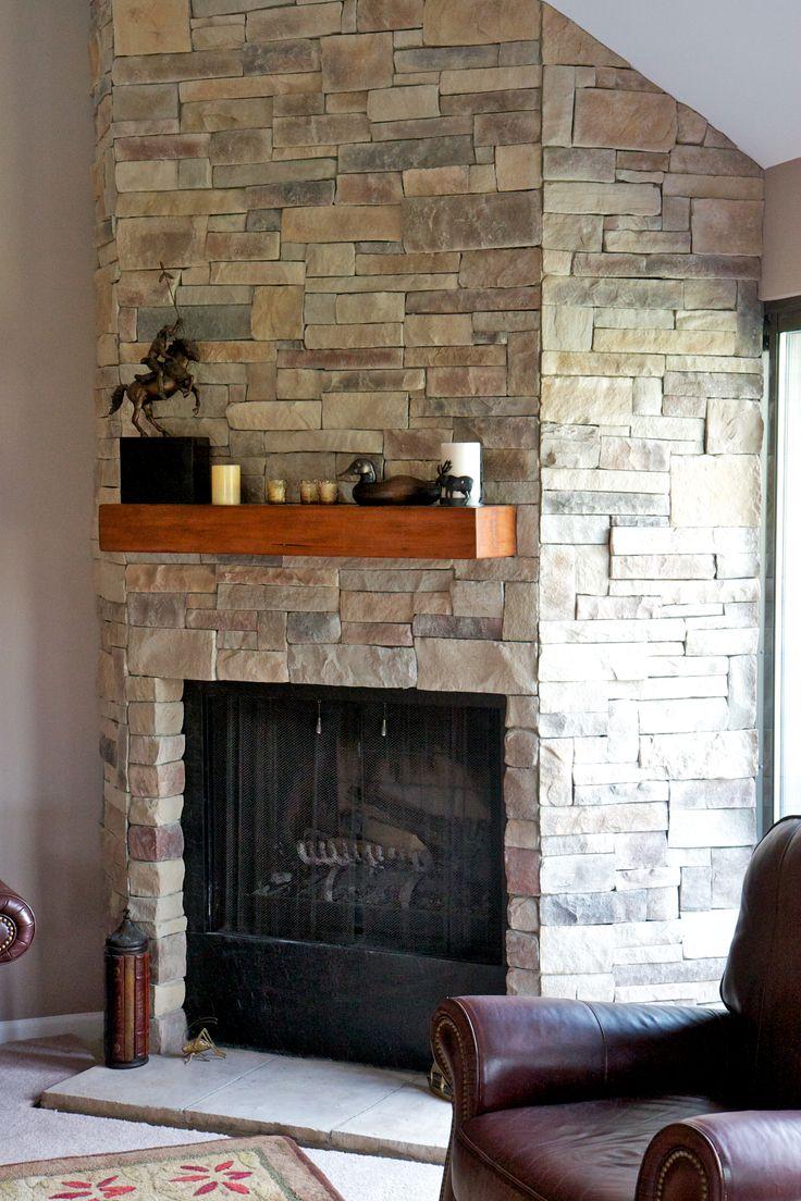 North Star Stone Stone Fireplaces Stone Exteriors: Stone Veneer Wondermakers