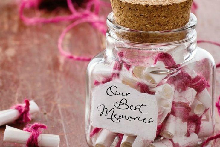 presente criativo para amiga jarra memorias