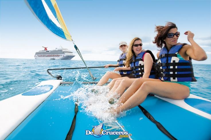 Disfruta de los cruceros por Caribe con Carnival! http://www.decruceros.com/navieras/1/1