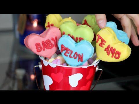 S'MORES EN CHOCOLATE! (san valentin) - YouTube