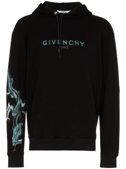 Motor Hoodie Heren.Givenchy Dragon Jumper Givenchy Cloth Givenchy In 2019