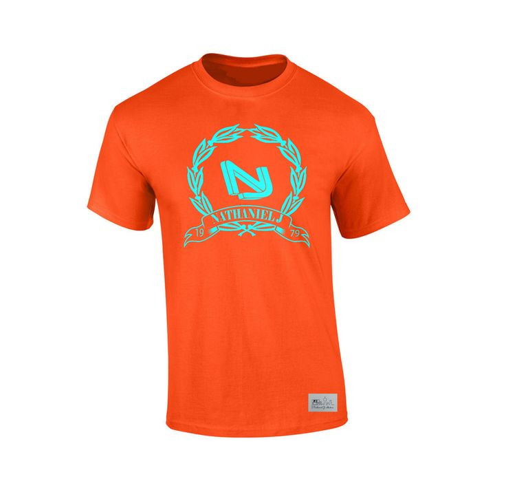 NJ LOGO TEE ON ORANGE (SKU) 16 -6000 #nathanieljcollection #style #dressup #swag #bmx #snowboard #clothes #clothingline #longsleeves #hippo #facebook #followme #instagram #supportlocal #shoponline #dope #hypersmoke #worldstar #Toronto #streetsoftoronto #lovetoronto #hypertoronto #usa #canada #japan #australia #keepyourheadabovewater #tyt #complex #business #blogto    #entrepreneur #googleplus #worldwide #Toronto #the6 #photo #hippo