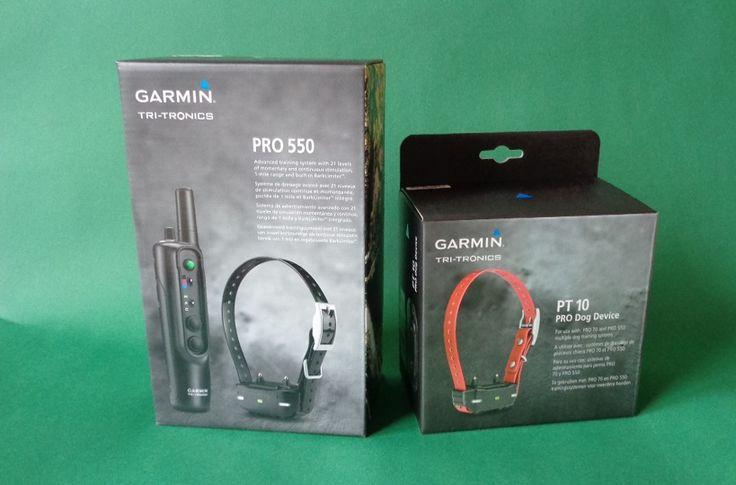 Obroża elektryczna Garmin PRO 550