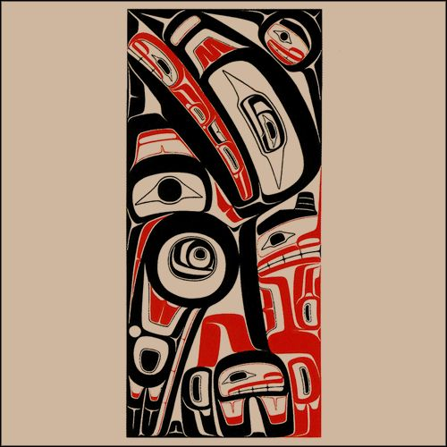 17 best images about haida art robert davidson on for Native american tattoo artist seattle