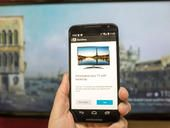Google released an update to its Chromecast app, enabling you to stream photos, weather and news on  your TV.