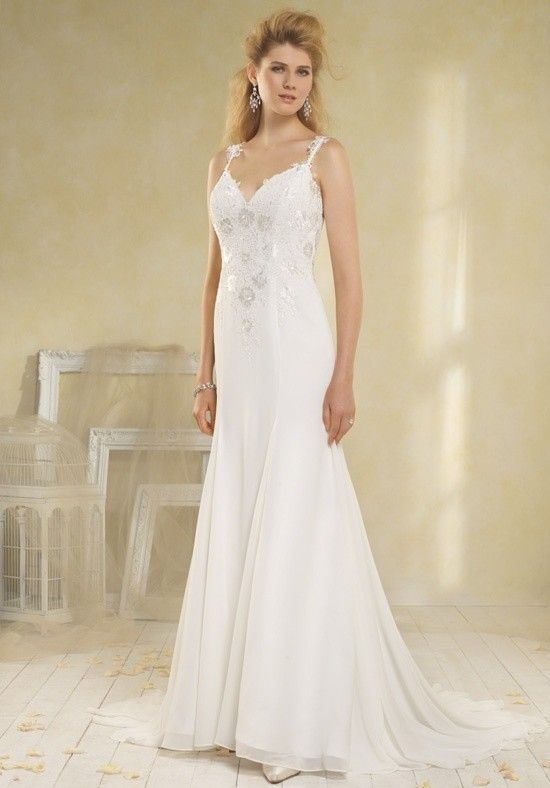 Alfred Angelo Bridal Style 8517 From Modern Vintage