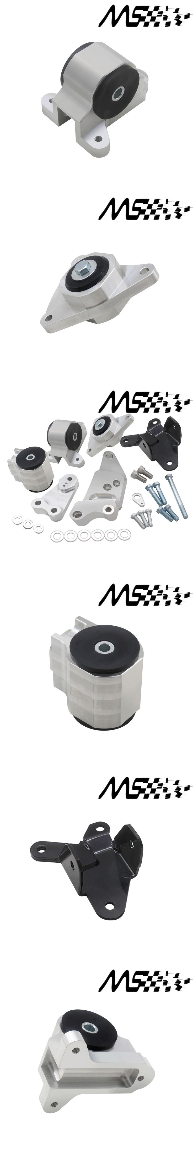 New Replacement Engine Swap Mount Kit For HONDA CIVIC SI 02-06 ACURA RSX 70A MOTOR ENGINE MOUNTS K20 DC5 EP3 with logo