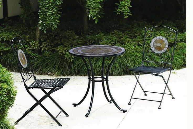 1000 Ideas About Painted Patio Furniture On Pinterest