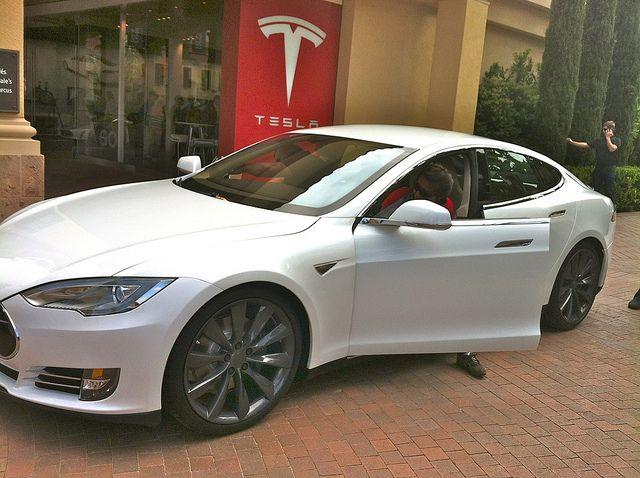 Tesla - Electric Car Moving towards electric