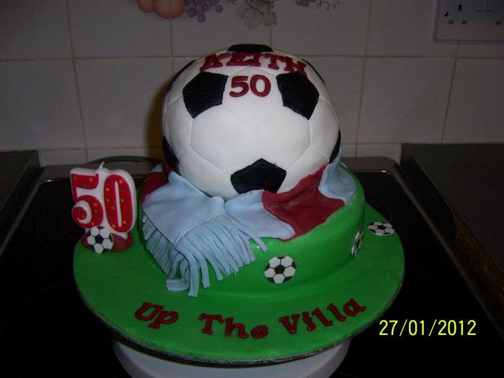 17 Best images about Football / Soccer Cake Ideas on ...