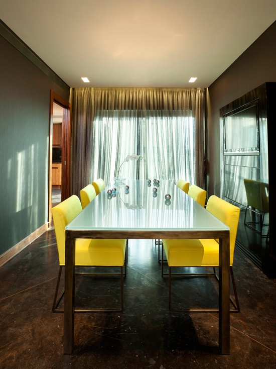 7 best Glass Table Tops images on Pinterest | Contemporary dining ...