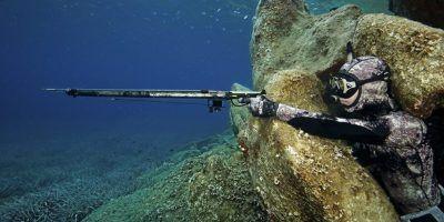 Technique de chasse sous-marine : l'agachon ou affût sous-marin