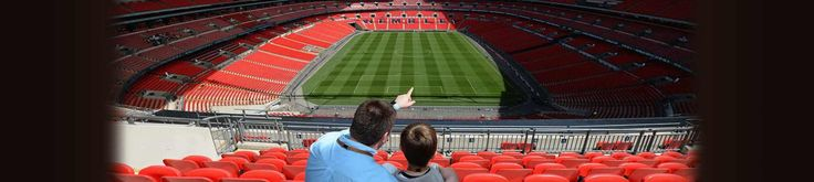 Save Up To 15% off Wembley Stadium Tour - Get a Glimpse Behind the Scenes