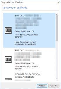 Cómo instalar el certificado digital de la FNMT en Android, iPhone y iPad (iOS 9)