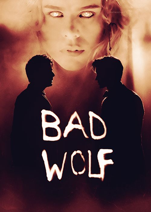 10 & 11 and Bad Wolf | At first before i really looked at it i thought she was wearing a trench coat. :p