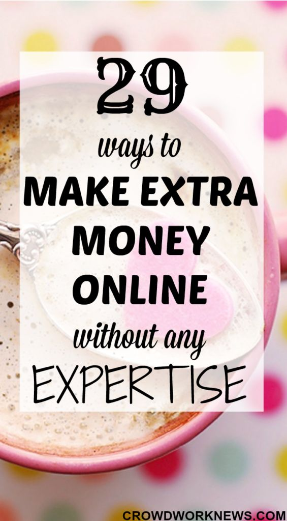 Are you looking for ways to make money online without any expertise? Then, you need to read this post. I have listed out 29 legitimate ways to make money online.
