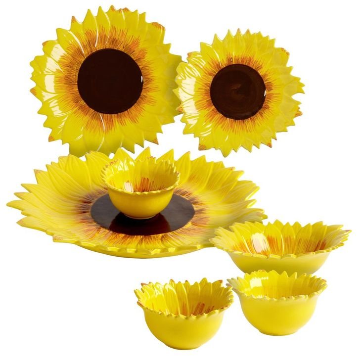 Sunflower Yellow Kitchen: 1841 Best Sunflower For The Kitchen Images On Pinterest