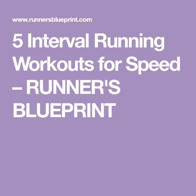 5 Interval Running Workouts for Speed – RUNNER'S BLUEPRINT
