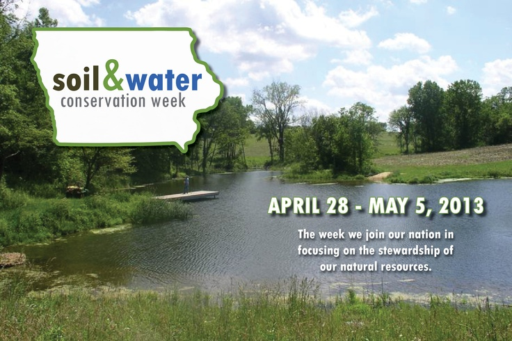 Soil and Water Conservation Week