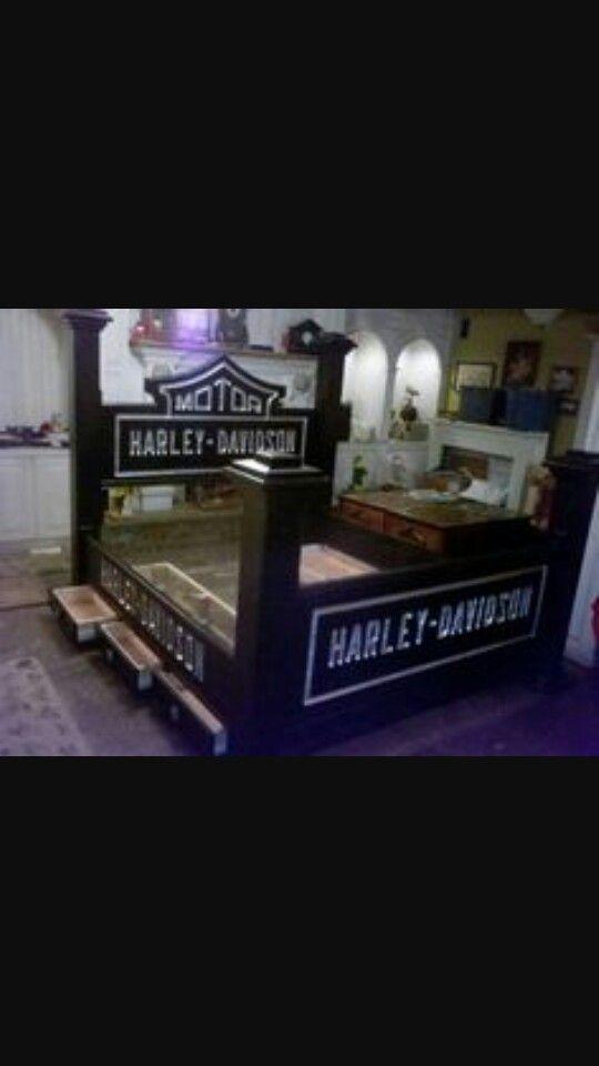 Harley Davidson Bedroom Set Creepingthyme Info