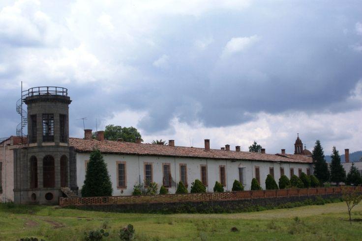 Ex-Hacienda de Atlamaxac, Chignahuapan #PueblosMágicos #Puebla