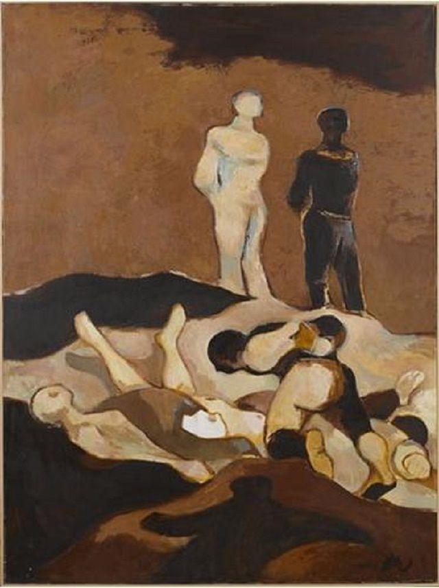 savaşın-Vahşeti-Goya'dan-Esintiler-Abidin-Dino