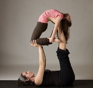 mother daughter acro yoga. repined by www.banyantreeyoganh.com