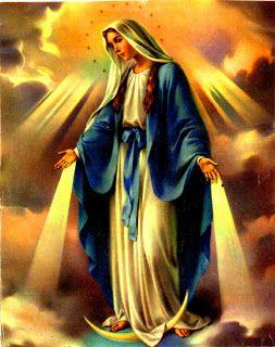 Orações para estar na presença de Deus: Súplica à Virgem Santíssima das Graças
