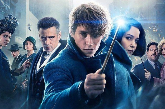 Which Fantastic Beasts And Where To Find Them Character Are You