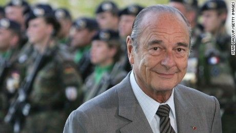 #Report: Former French President Jacques Chirac hospitalized - CNN International: CNN International Report: Former French President Jacques…
