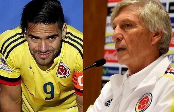Pékerman Espero que Falcao vuelva con nosotros - Colombia.com