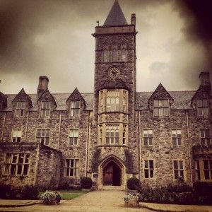 The Taunton School in England - SJU visited this school on our travels.