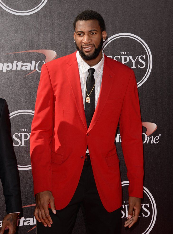 Pin for Later: Celebrities Share the Spotlight With Sports Stars at the ESPYs Andre Drummond
