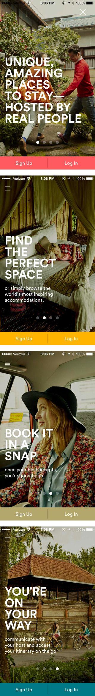 Airbnb App Intro