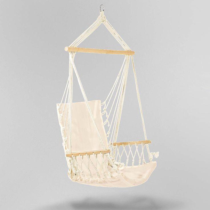 Закрытый и открытый качество 100% качели хлопковый холст одноместное кресло взрослый ребенок качалка гамак inHammocks от мебели на Aliexpress.com | Alibaba Group