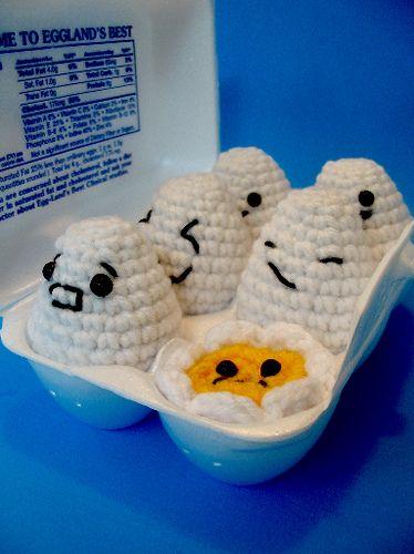 One Bad Egg Crochet Pattern « The Yarn Box The Yarn Box