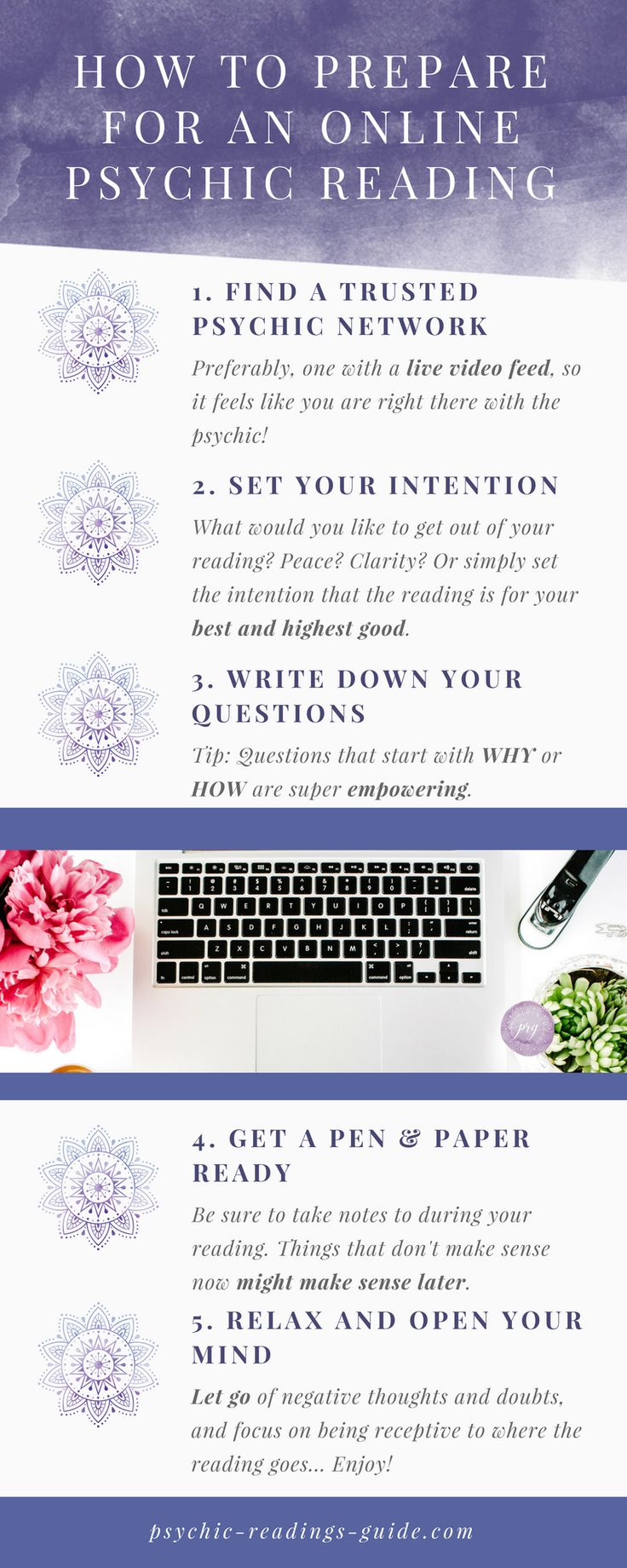 Online psychic readings are super fun, helpful, and the next best thing to getting a reading in person (plus, you can get a reading in your PJs!). To find out where to get the absolute best psychic reading online, visit: http://www.psychic-readings-guide.com/best-psychic-chat-online/